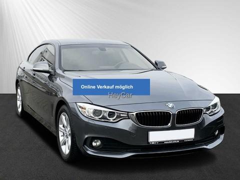 BMW 418 Gran Coupe D Advantage