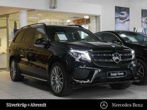 Mercedes GLS 500 AMG Line Night Activ Curve