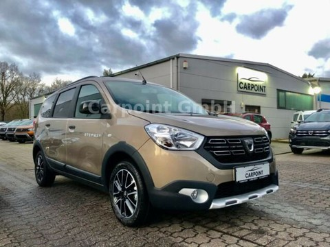 Dacia Lodgy Stepway Blue dCi 115 Blackshadow