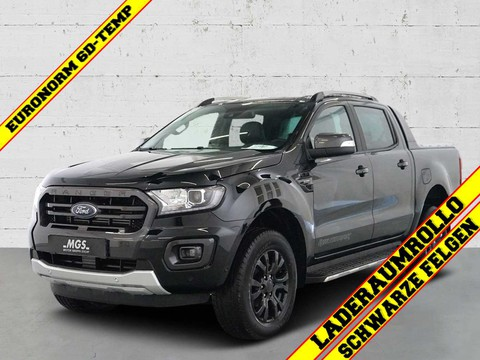 Ford Ranger Wildtrak DOKA # #ROLLO #