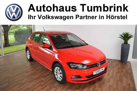 Volkswagen Polo Comfortline MufuLenkrad