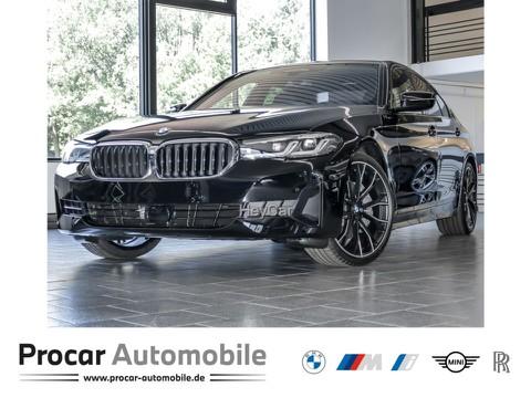 BMW 530 d M Sport Komfortsitze
