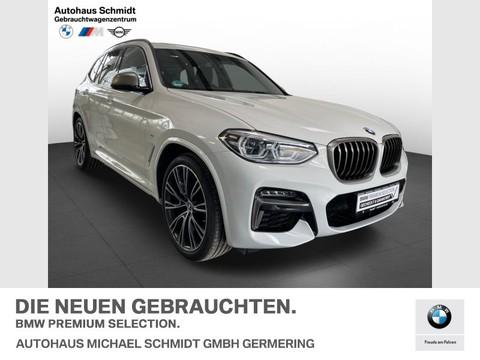 BMW X3 M40d 21 Individual Sitzbelüftung