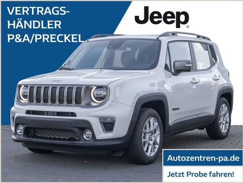 Jeep Renegade 1.0 T-GDI Limited