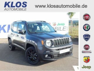 Jeep Renegade 2.0 LIMITED MJET 140PS 9AT BLACK