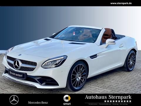 Mercedes-Benz SLC 300 AMG-Line