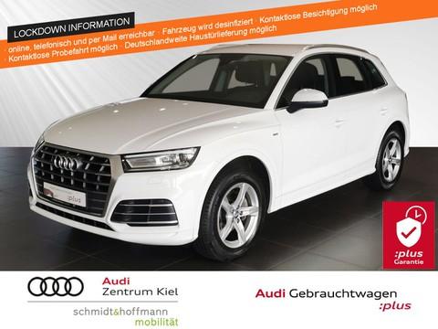 Audi Q5 2.0 TDI S-line inkl Garantieverlängerung