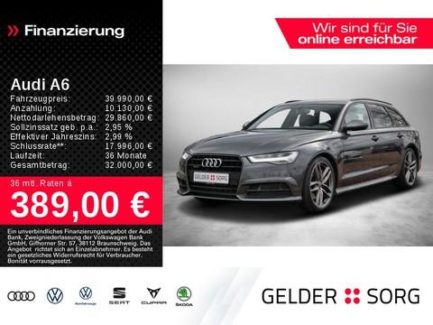 Audi A6 3.0 TDI Avant competition qu 4Zonen