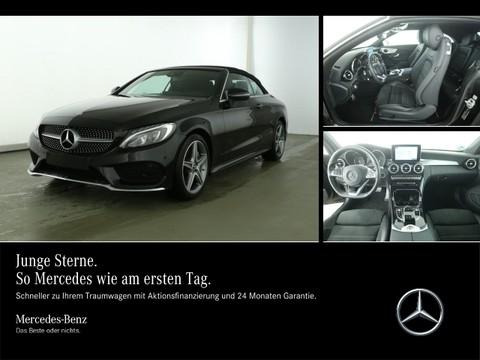 Mercedes C 300 Cabrio AMG