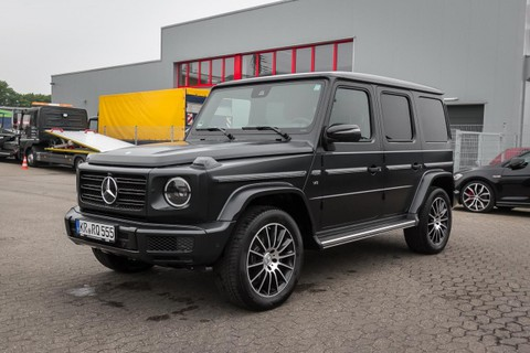 Mercedes G 500 AMG NEW Exklusiv GlasSD BM