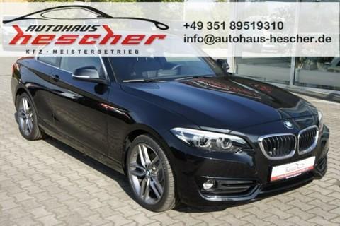 BMW 230 i X DRIVE Coupe Sport Sport Line