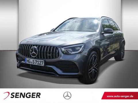 Mercedes-Benz GLC 43 AMG Assistenz