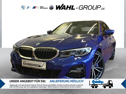 BMW 320 d M Sport Gestik Live Prof