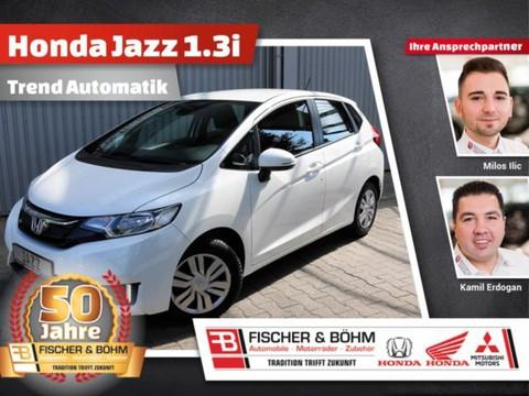 Honda Jazz 1.3 i-VTEC Trend Dienstwagen-Rückläufer