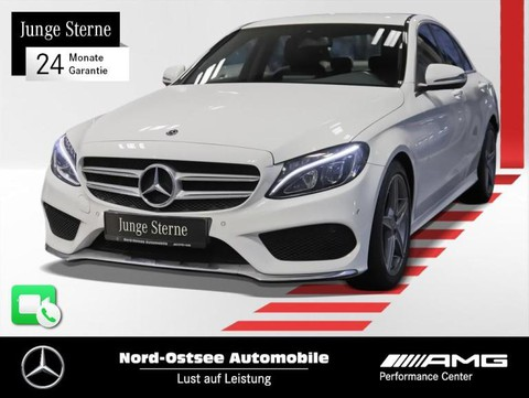 Mercedes-Benz C 200 d AMG