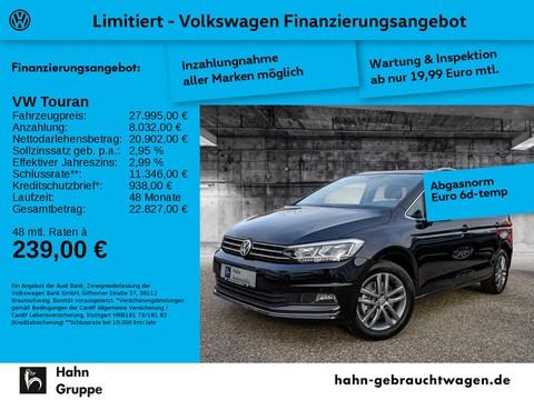 Volkswagen Touran 1.5 TSI Highl