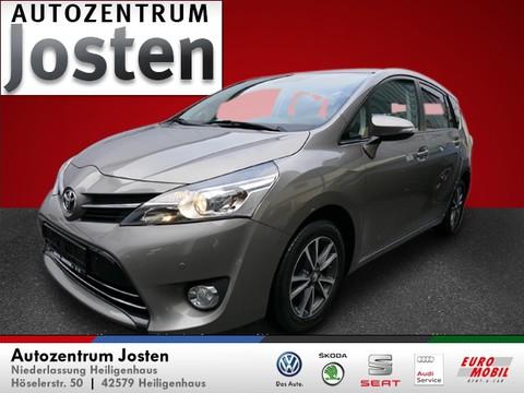 Toyota Verso-S Edition Sizuhzg