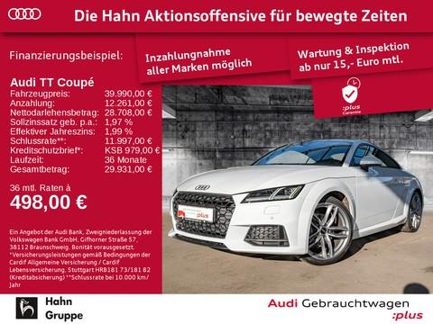 Audi TT Coupé 40TFSI S-line S