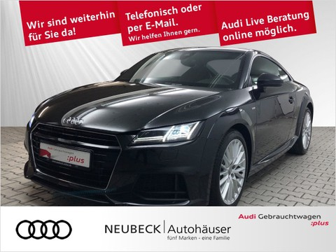 Audi TT 2.0 TFSI Coupé 2x S LINE