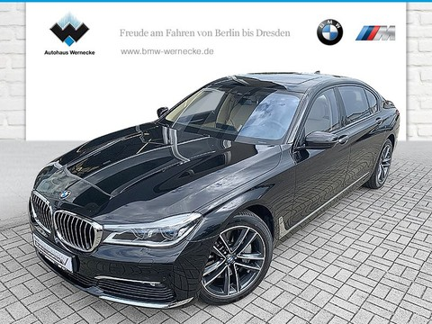 BMW 750 i Li xDrive Limousine Gestiksteuerung