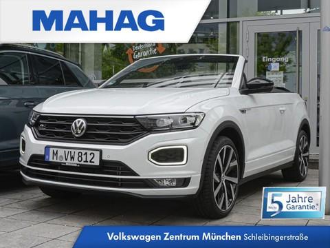 "Volkswagen T-Roc 1.5 TSI Cabriolet R-Line """" Lederpaket"