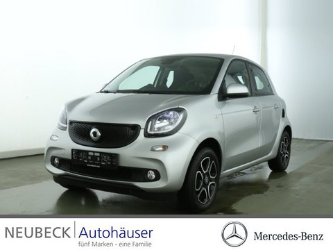 Smart ForFour hin
