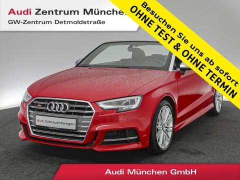Audi S3 2.0 TFSI qu Cabriolet Kopfraumhz