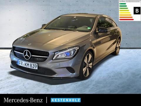 Mercedes CLA 200 Shooting Brake Urban Night-Paket