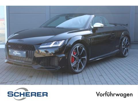 Audi TT RS Roadster & Olufsen