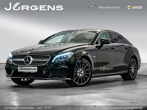 Mercedes CLS 250 d AMG-Sport HK 19