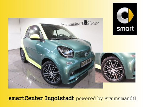 smart ForTwo coupé 66kW BRABUS TAILOR MADE