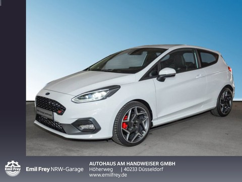 Ford Fiesta 1.5 EcoBoost Exclusiv-Paket ST