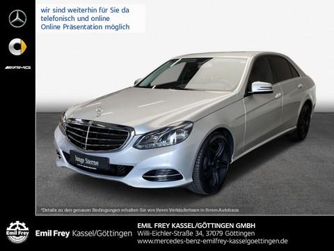 Mercedes-Benz E 200 Elegance ParkAssi