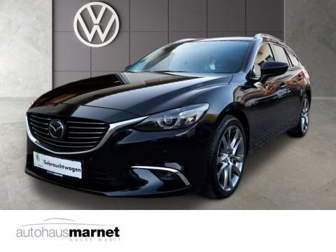 Mazda 6 2.2 Kombi Sports-Line Display