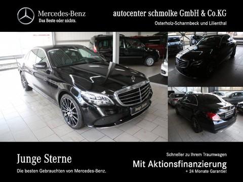 Mercedes-Benz C 200 EXCLUSIVE EXT AVANTGARDE INT