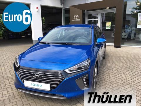 Hyundai IONIQ 1.6 Premium Hybrid Benzin