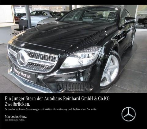 Mercedes-Benz CLS 500 AMG Line