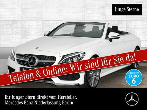 Mercedes-Benz C 250 Cab AMG