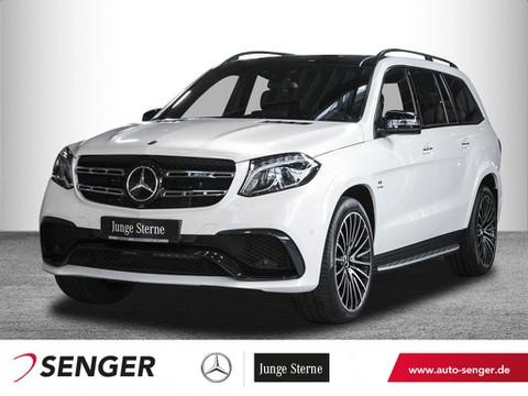 Mercedes-Benz GLS 63 AMG °