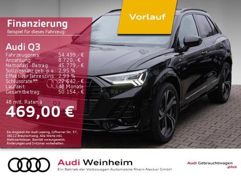 Audi Q3 40 TDI S line quattro Plus
