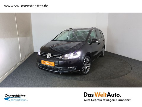 Volkswagen Sharan 2.0 TDI Cup Stan