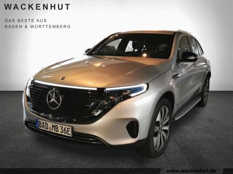 Mercedes-Benz EQC 400 MULTIB BALANCE PARKTR