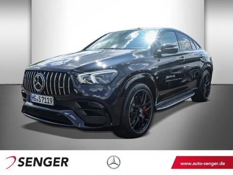 Mercedes-Benz GLE 63 AMG S Coupé Assistenz