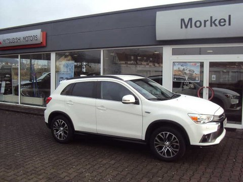 Mitsubishi ASX 1.6 Diamant Edition ClearTec