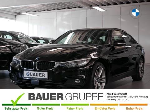 BMW 430 Gran Coupe d xDrive Sport Line Prof HiFi