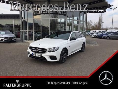 Mercedes-Benz E 300 de T HYBRID AMG DISTRO M