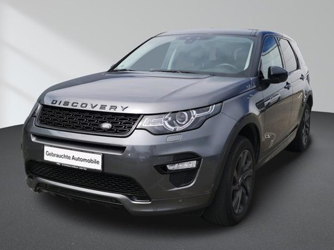 Land Rover Discovery Sport 2.0 Winterkomfortpaket