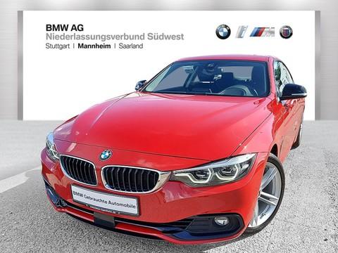 BMW 430 i Coupé Sport Line HK HiFi