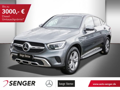Mercedes-Benz GLC 300 COUPE ° AIRBODY ANH VORR