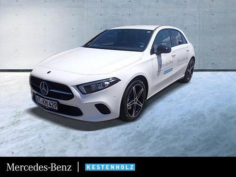 Mercedes A 200 Night-Paket
